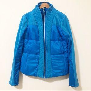 Lululemon St Maritz Zip Jacket in Beaming Blue